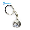 Promotional Items metal 3D mini cute helmet shape souvenirs key chain