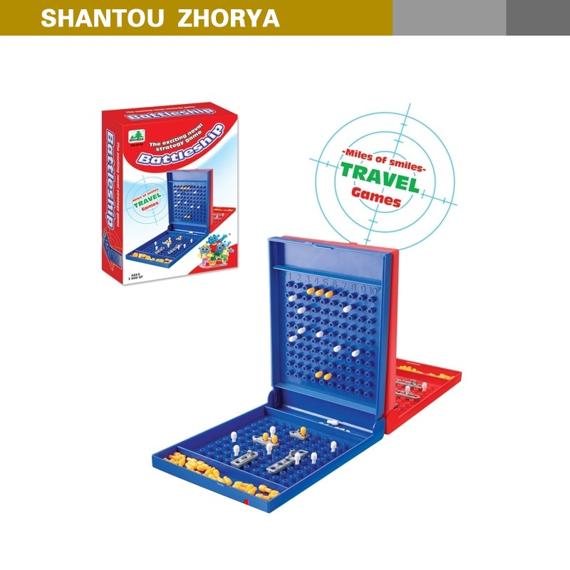 intelligence children strategy battleship chess board game for travel