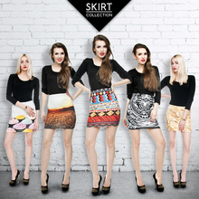 latest best seller wholesale ladies reversible silk wrap skirt