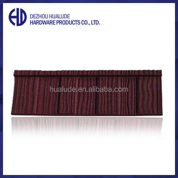 Low price colorful galvanized iron roofing sheet used