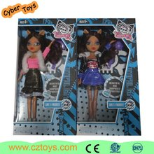 Hot new products wholesale little girl doll models with EN71