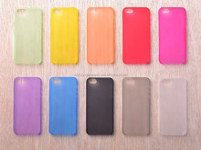 0.29mm Ultra thin matte Case cover skin for iPhone 5 5S Translucent slim Soft plastic Cellphone Phone case