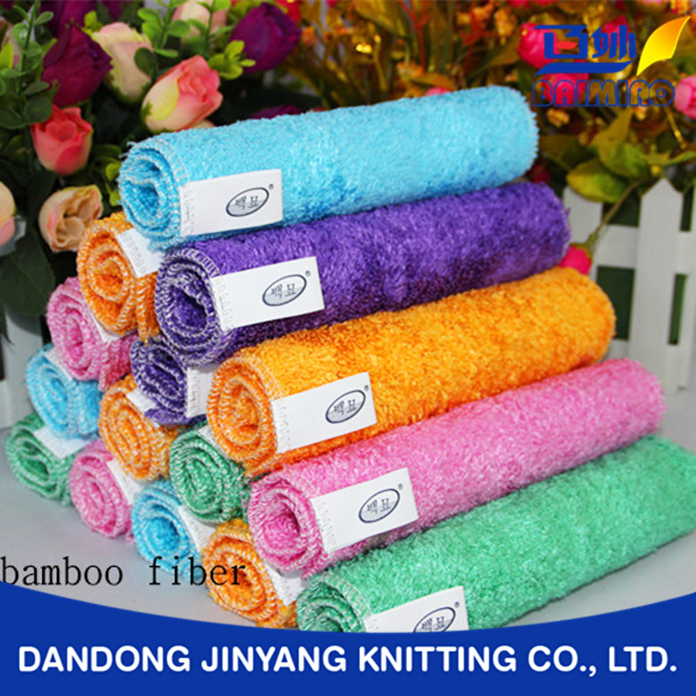 High quality long duration time 100 bamboo fabric for factory use