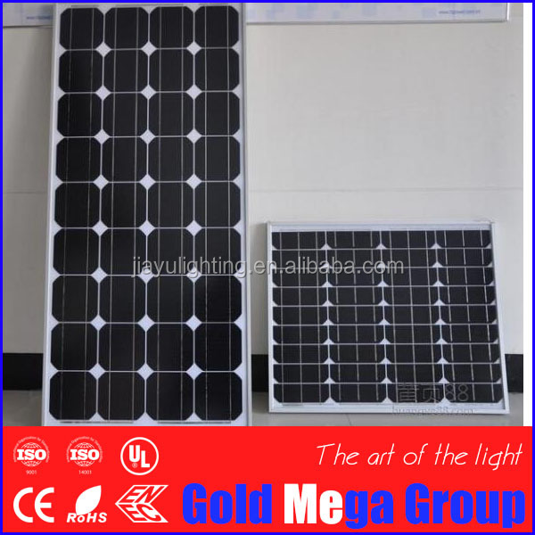 CE/IEC/TUV/UL Certificate Mono and Poly 5W to 300W solar PV panel solar sell module price