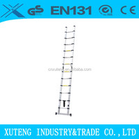 wurth 3.8m industry telescopic ladder with joint
