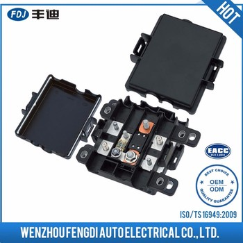 Professional Chinese Supplier High Quality Universal Fuse Box Car
