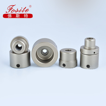 China manufacturer of extrusion flat diamond die head