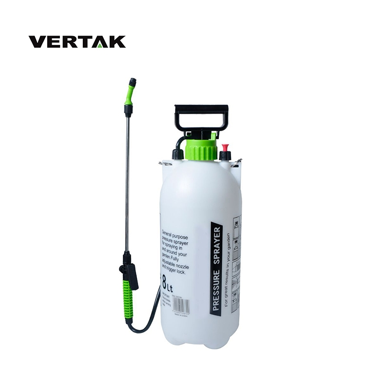 VERTAK Lawn and garden 8L garden pressure sprayer for <strong>fruit</strong> tree and orchard
