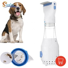 Lice comb Electric Safe Kill Pets Dogs Cats Louse ,Electric head comb Remove the flea louse for Pet Hair Cleaner