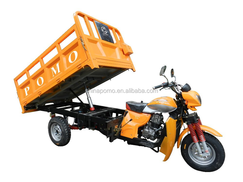 Chinese Hot Sale Tricycle Food Cart, Tree Wheel Motorcycle, Smart Trike Replacement Parts