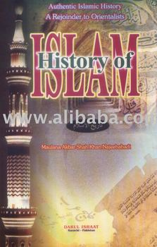 HISTORY OF ISLAM (3 Vols. Complete)