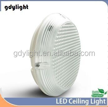 New Products IP65 Led Light Indoor Led Ceiling Light 12W/14W/20W Ceiling Design Led Waterproof Light Fixture