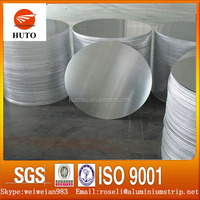 High Quality Good Heart Conduction Aluminium Circle Plate