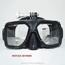 Cheap diving mask for gopro for junior swimming M230