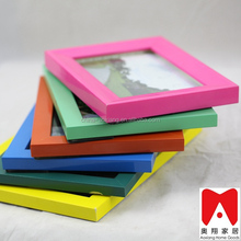 Colourful Plastic Picture Frame 4x6 5x7 6x8 8x10 new marble picture frame