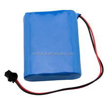 N18650 2000mAh 3.6V Rechargeable cylinder lithium ion battery/Li-ion battery pack