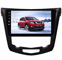 Android Car Pad 10.2 Inch Big Screen Car Multimedia Navigation System for Nissan Qashqai 2014-2017