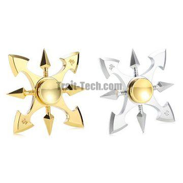 Music Note Brass Spinner Time Killer Dollar Sign Focus Anxiety Stress Reducer EDC Focus ADHD Autism