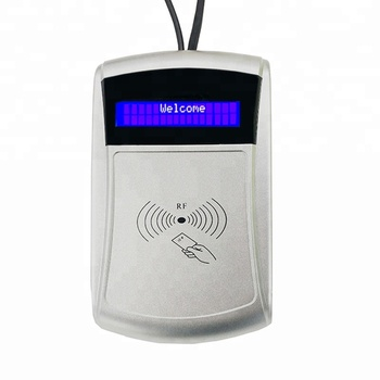 Display 13.56mhz NFC Wifi/Ethernet/POE Rfid Smart ID Card/Tag/Sticker Reader Writer