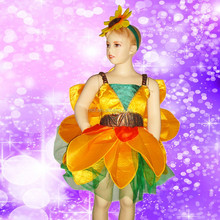 KC-0062 Party Carnival halloween child baby flower costumes