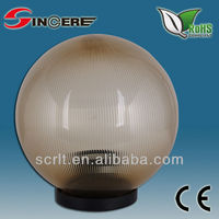 outdoor lighting uvioresistant acrylic garden ball lamp led