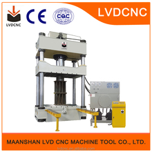 LVD-CNC Competitive price 4 columns hidrolik press hot sale