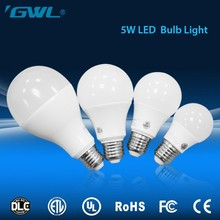 high brightness and color temperature e27 e26 led light bulb A60 12w led lamp