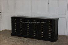 Classic design furniture living room used chest of drawers solid wood