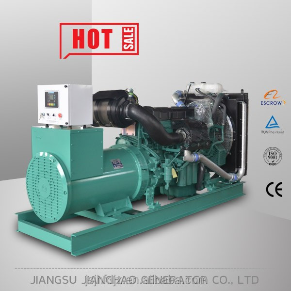 480KW electricity generation 600kva electric power plant for sale