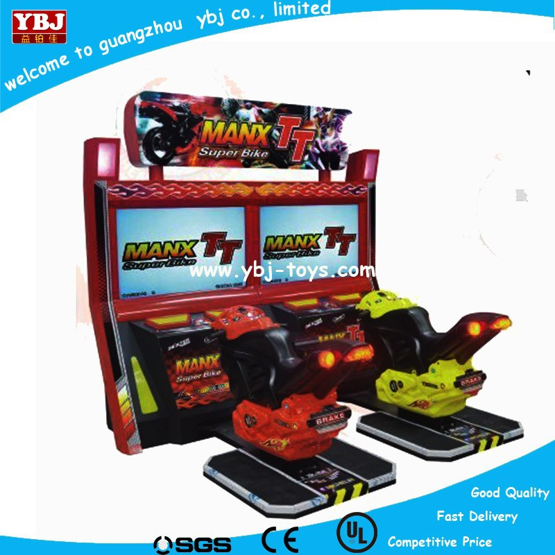 Simulator racing game machine/ Driving Arcade Games/ coin operated arcade game