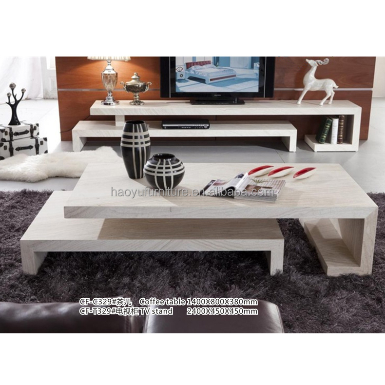 natural coffee table marble C-129#