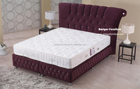 Modern bedroom set king size opium bed