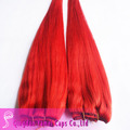top grade quality wholesale virgin brazilian red hair