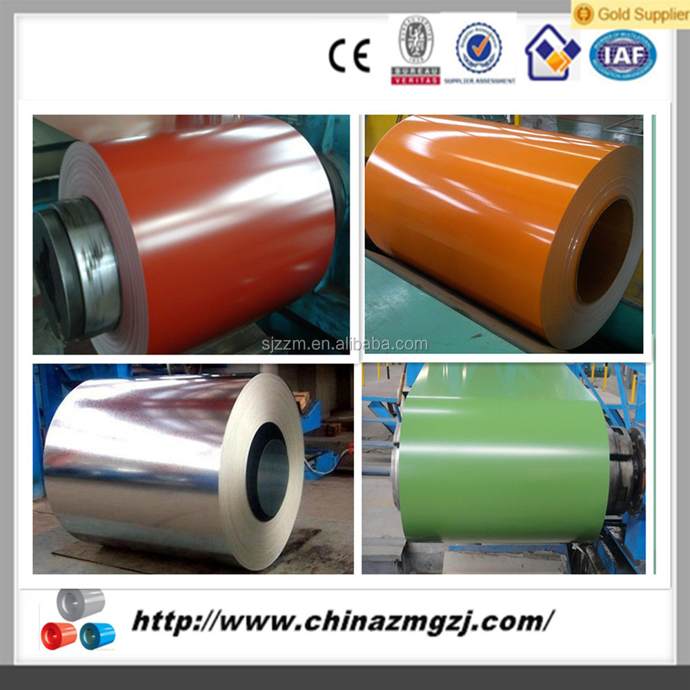 The best prepainted galvanized steel coil on construction & real estate