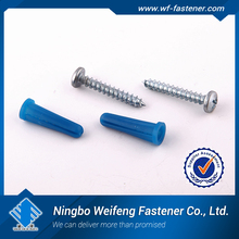 China manufacturers suppliers fastener stainless steel plastic test tubes screw cap with low price zinc plated screw