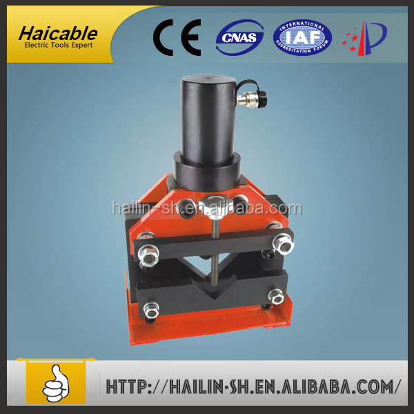 CAC-75 Specially designed Portable power hydraulic brass busbar cutter type hydraulic cutter hydraulic tools factory for sale