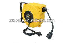 power extension automatic retractable wire electric cord reel