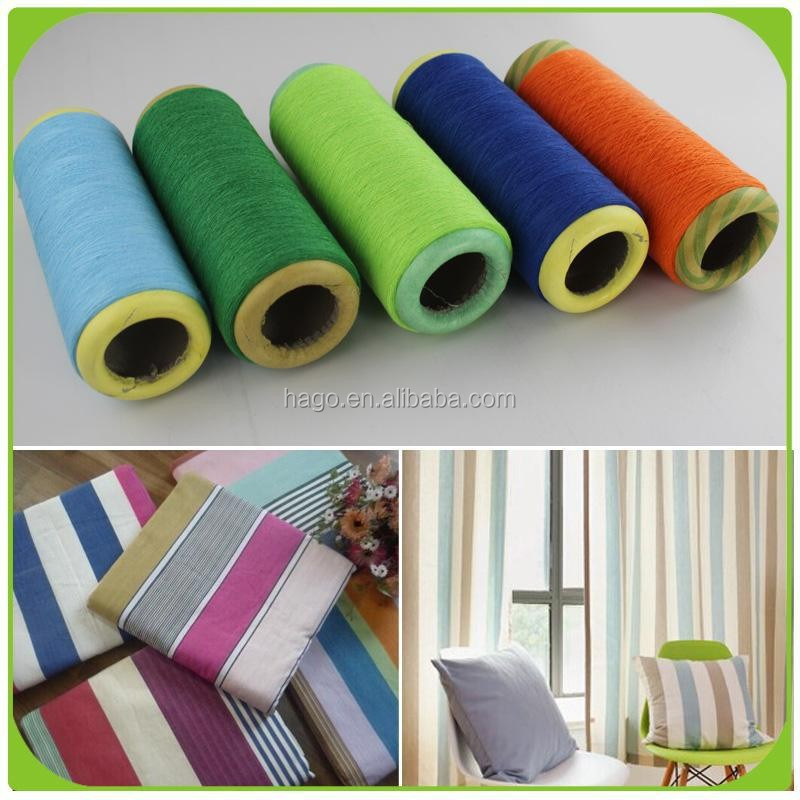 regenerated cotton open end yarn for weaving towel/carpet