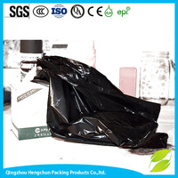 heavy duty clear plastic bags on roll with high quality