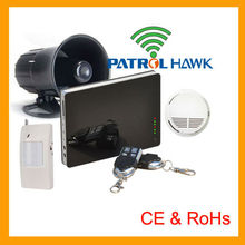2013 Distributor/agent special recommend GSM Security Alarm System for Home G1