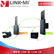 Wholesale factory price 300m TX+RX Wireless HD-SDI Video Transmitter / Receiver Set