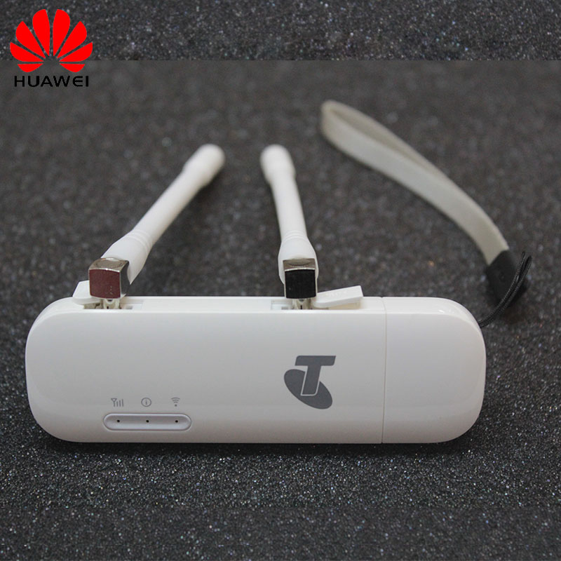 Unlocked HUAWEI E8372 E8372h-607 4G LTE Wifi <strong>Modem</strong> With Antenna