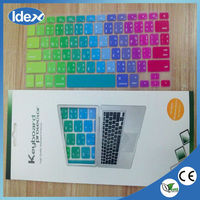 wholesale Hot product keyboard cover for macbook thai