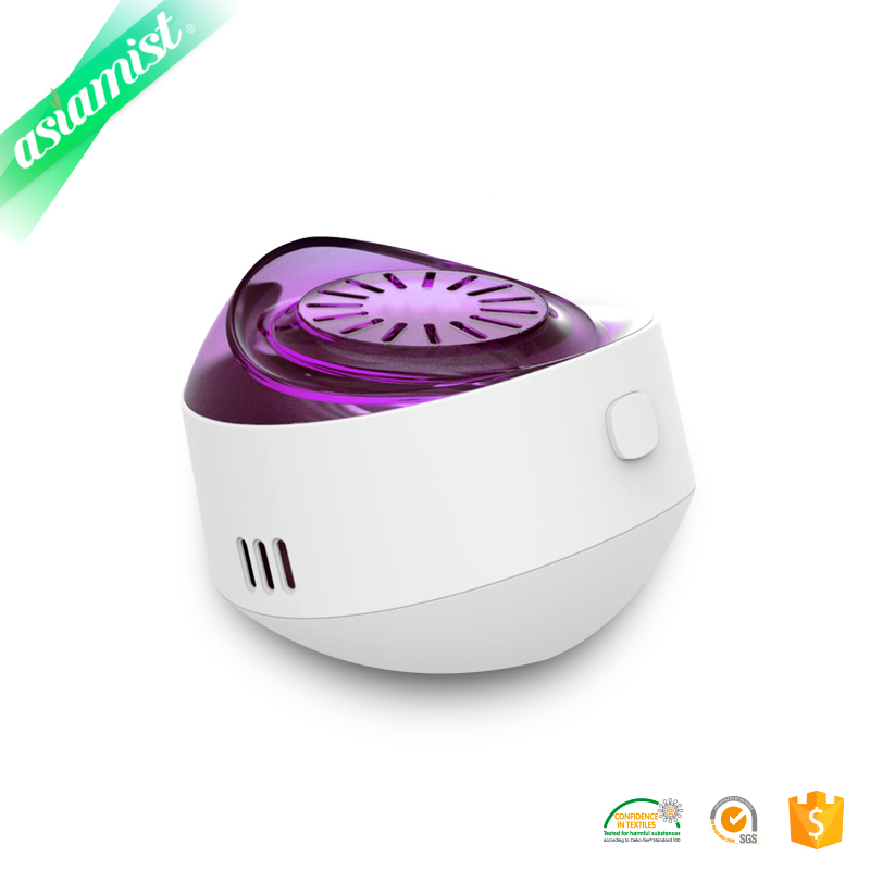 Colorful car humidifer Steam Air Humidifier Essential Diffuser Portable