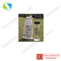 2016 best selling products plastic custom my bottle 500ml with bags