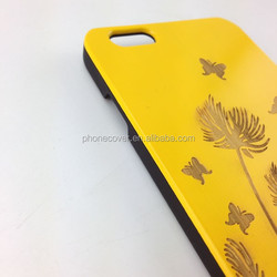 Scratch-resistant wood phone cover for iphone 6