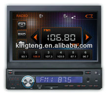 Car Radio Player with DVD/SD/USB/FM/AM