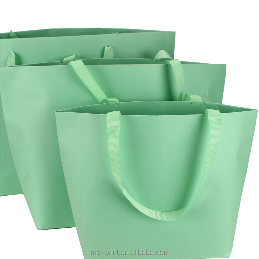 Factory in Shanghai China First Choice chrome paper shopping bag