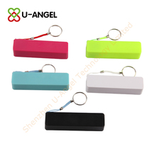 Promotion Low Price 2500mah Perfume Power Bank for Emergency Use