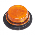 Security Warning Lights Amber LED Traffic Road Strobe Beacon Light Waterproof